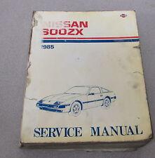1985 Nissan 300ZX Service Repair Manual Z31 Series