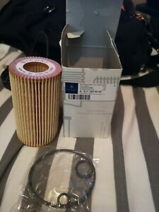 Genuine Mercedes-Benz OM611 Oil Filter A6111800009 NEW