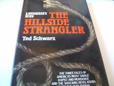 Hillside Strangler by Schwarz, Ted Hardback Book The Cheap Fast Free Post