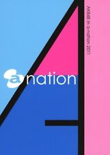AKB48 in A-Nation 2011 (DVD, 2-Disc Set, w/ Booklet) Usually ships in 12 hours!!