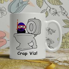 scuba diving crap viz diver mug gift idea birthday funny snorkel mask wet suit
