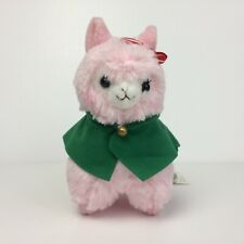 AMUSE Attack on Titan Alpacasso Corps Pink Girl (16cm) Arpakasso Plush Japan NWT