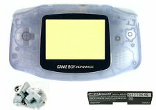 Replacement Housing Shell Screen Lens Glacier For GBA Nintendo Game Boy Advance