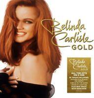 Belinda Carlisle Gold 3 CD Digisleeve NEW