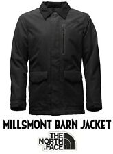 The North Face Millsmont Barn Jacket / Coat Black Men's Medium (M) New with Tags