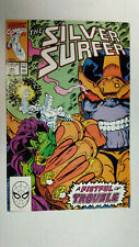 SILVER SURFER Vol 3 #44  1st Printing                       / 1990 Marvel Comics