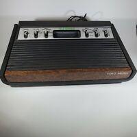 Sears Tele-Games Video Arcade Heavy Sixer SUNNYVALE Atari 2600 Console controls