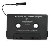 Bluetooth 5.0 Music Car Audio Receiver Cassette Player Adapter MP3 Converter New