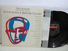 Two Rooms - Celebrating The Songs Of Elton John & Bernie Taupin - 2xLP - EX+/VG