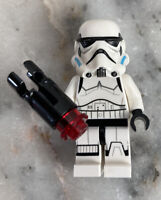 Disney Lego Star Wars Stormtrooper 75078 Mini Figure With Blaster