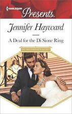 A Deal for the Di Sione Ring (The Billionaire's Legacy), Hayward, Jennifer, Good