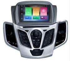 AUTORADIO GPS NAVI ANDROID 9.0 BT WIFI DAB+ CARPLAY FORD FIESTA 2008-11 TID-7938