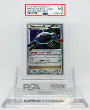Pokemon LEGENDS AWAKENED MAGNEZONE LV X 142/146 HOLO RARE CARD PSA 9 MINT #*