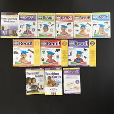 Your Baby Can Read DVD Set, Flash Cards, Books Robert Titzer Early Language