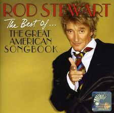 Rod Stewart - Best of... The Great American Songbook (Int'l) [New CD] UK - Impor