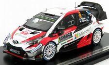1/43 SPARK-MODEL - TOYOTA - YARIS WRC TEAM TOYOTA GAZOO RACING WRT N TOY131143NO