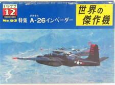 N°92 AVION  DOUGLAS A 26 INVADER BURIN DO EN JAPONAIS AVIATION