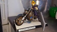 Statue Final fantasy VII 7 Kotobukiya, Cloud strife Hardy daytona