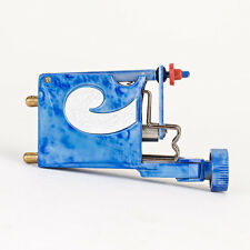 NEW Pro Blue Color Rotary Motor Tattoo Machine Gun Liner Lining Shader Shading