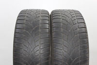 2x Dunlop SP Winter Sport 3D 245/50 R18 100H M+S ROF *, 5mm, nr 8470
