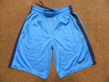 Men's Nike Dri-Fit Light Blue Shorts - Size Small