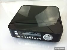 Sansun SN-MSVIP-357 Multimedia Player / HDD Recorder, DEFEKT, KEIN FUNKTION