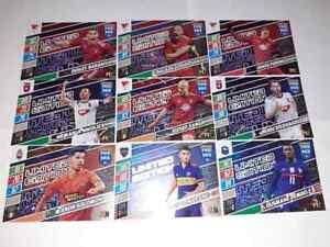 Panini Adrenalyn XL FIFA 365 2021/2022 Rare Limited Edition Cards