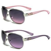 NEW CG Classic Retro Womens Fashion Metal Aviator's Vintage Designer Sunglasses