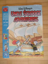 Carl Barks Library Uncle Scrooge Adventures 16 sealed with card Gladstone New