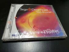 SEGA Dreamcast Web Browser (Sega Dreamcast, 1999) BRAND NEW! SEALED!