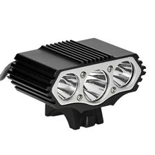 12000 Lm 3 x XML T6 LED Lampe a velo 3 modes Lumiere de bicyclette Phare To O5P5