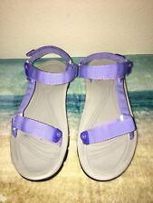 Atika Women's Purple Outdoor Sandals Size 7 - Never Used