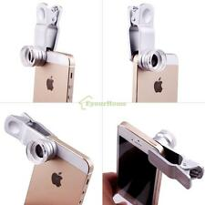 Fisheye & Wide Angle & Marco & Micro Lens Camera Kit For iPhone 6P 7 7sP 6S iPad