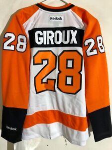 Reebok Women's Premier NHL Jersey Philadelphia Flyers Giroux White sz M
