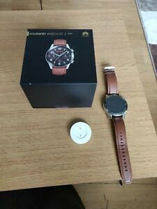 Huawei Watch GT 2 Pebble Brown. Boxed hardly used. Fast postage