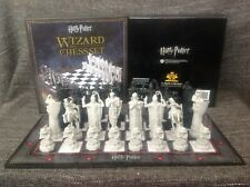 Harry Potter Wizard Chess - Philosopher's Stone / Sorcerer's By Noble Collection