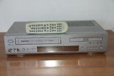 Videoregistratore COMBO VHS/DVD DAEWOO SD 7400 Hi-Fi Stereo 6 testine