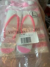 victorias secret tote and flip floops