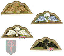 Multicam / MTP Hook (Sticky) Backed Para Wings (Airborne Parachute Regiment