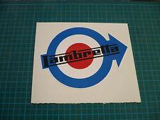 LAMBRETTA Arrow Target Sticker - 75mm