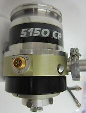 Alcatell  5150 CP Turbo-Molecular Turbo Molecular High Vacuum  Pump