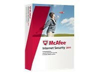 McAfee Internet Security 2011 (PC, 2011) Protect up to 3 PCs.