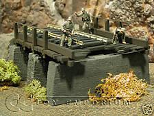 Verlinden 1:35 Custom Built Deluxe Railway Bridge Ruin