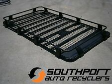 NISSAN GQ GU PATROL STEEL ROOF RACKS 220cm x 125cm *NEW*