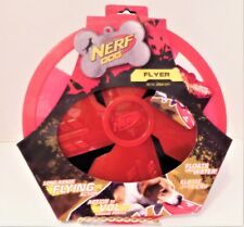 Nerf Dog Flying Disc, Pet Toys