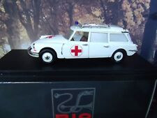 "1/43  Rio (Italy) Citroen ID 19 break "" Ambulance"""