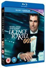 007 Bond - Licence To Kill BLU-RAY NUEVO Blu-ray (1584707086)