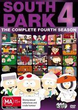 South Park SEASON 4 : NEW DVD