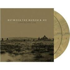 2 LP BETWEEN THE BURIED AND ME - COMA ECLIPTIC LIVE - GOLDEN YELLOW LIMITED 300