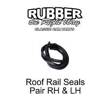 1977 1978 1979 Ford Ranchero Roof Rail Seals - Pair